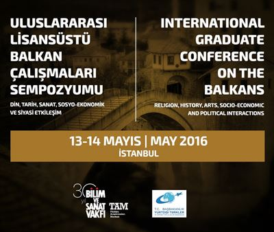 International Graduate Conference on the Balkans