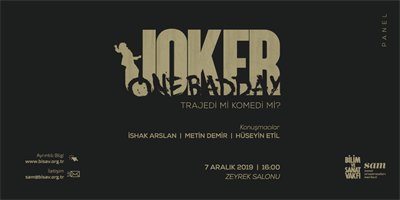 Joker: Is it a Tragedy, or Comedy?