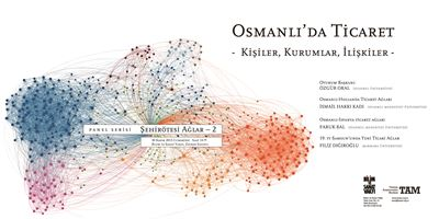 Transcity Networks – 2: Trade in the Ottoman –People, Institutions, Relationships-