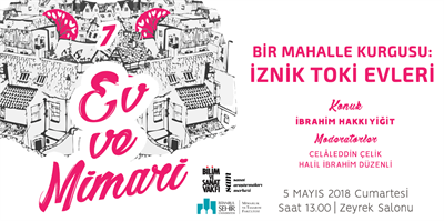 A Neighborhood Fiction: İznik Toki Houses
